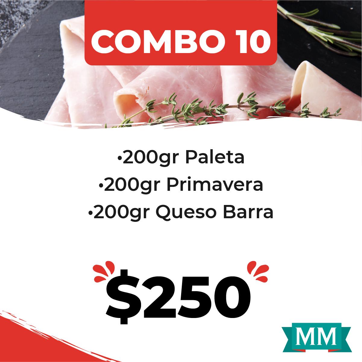 placas combos MM-10